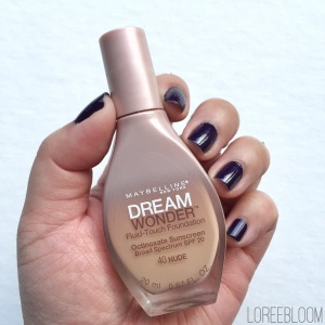 Maybelline Dream Wonder Fluid Touch Foundation