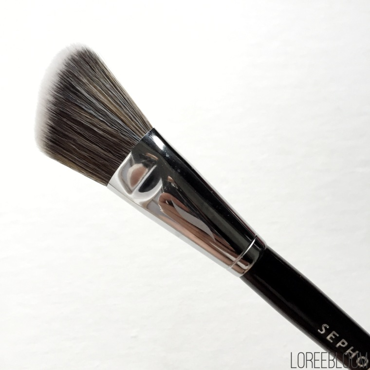 sephora, australia, luxola, makeup, brushes, makeup brushes, blushes, highlighter, bronzer, sephora brush 49, sephora brush 55