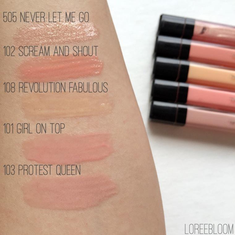 L'Oreal Paris Infallible Mega Lip Gloss