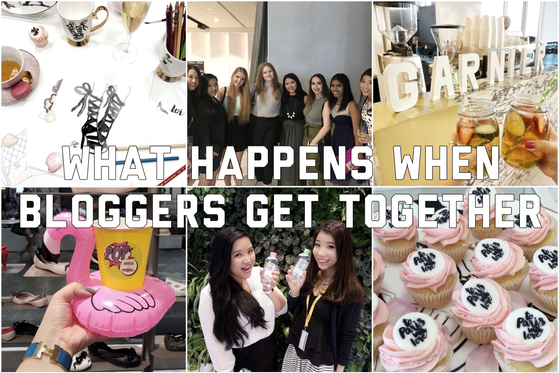 What Happens When Bloggers Get Together