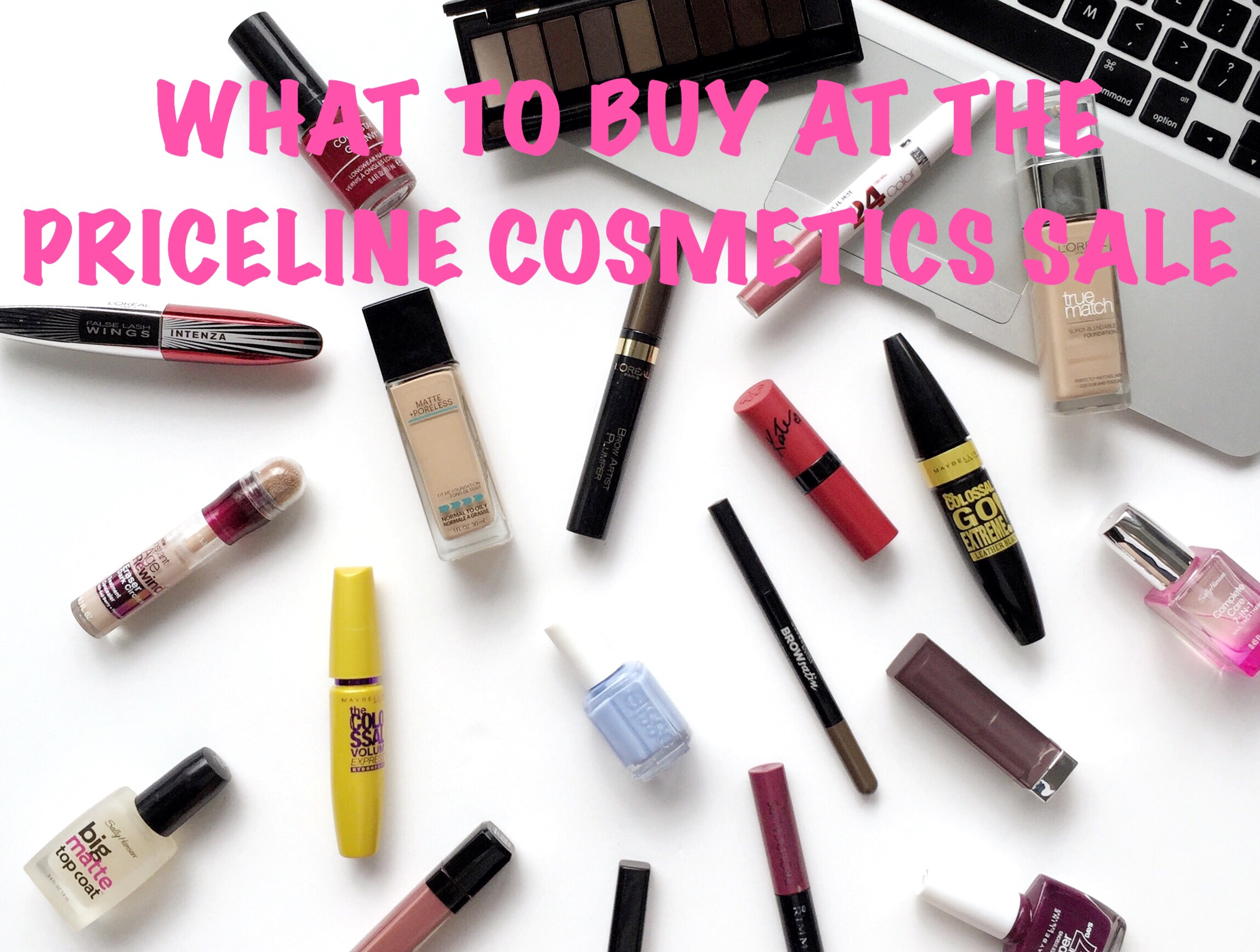 What To Buy At The Priceline 40 Off Cosmetic Sale