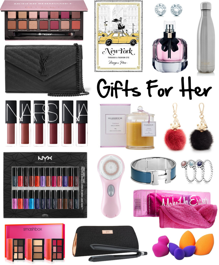 Best things to buy girlfriend for christmas